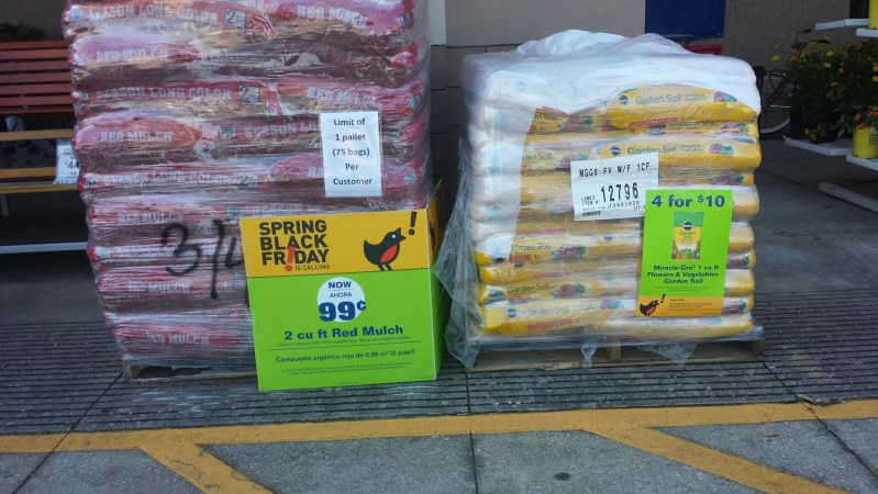 Large Of Lowes Mulch Sale