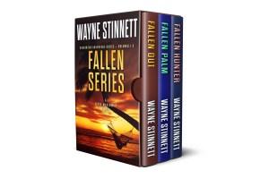 Fallen Bundle books 1 - 3