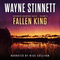 Fallen King audiocover