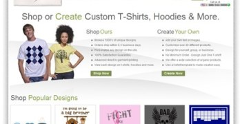 Fibers.com Custom T-Shirts Review & Giveaway
