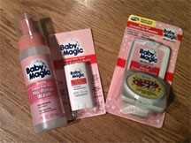 Baby Magic Products