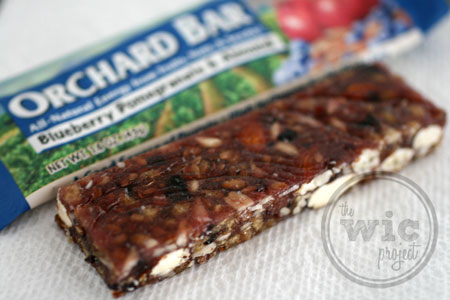 Orchard Bar - Blueberry