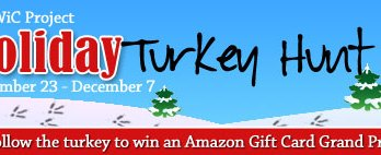 Holiday Turkey Hunt $25 Amazon GC Giveaway
