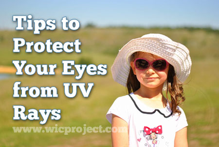 Tips to Protect Your Eyes from UV Rays