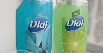 Clean, Healthy Hands with New Dial Deep Cleansing Hand Soap