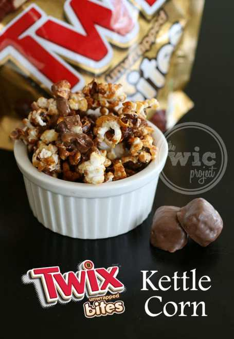 how to make kettle corn in a pot