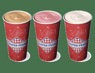 Tastee Freez Shakes