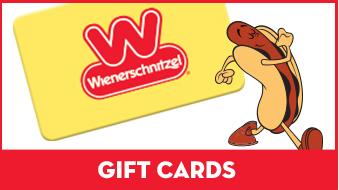 Wienerschnitzel Gift Cards