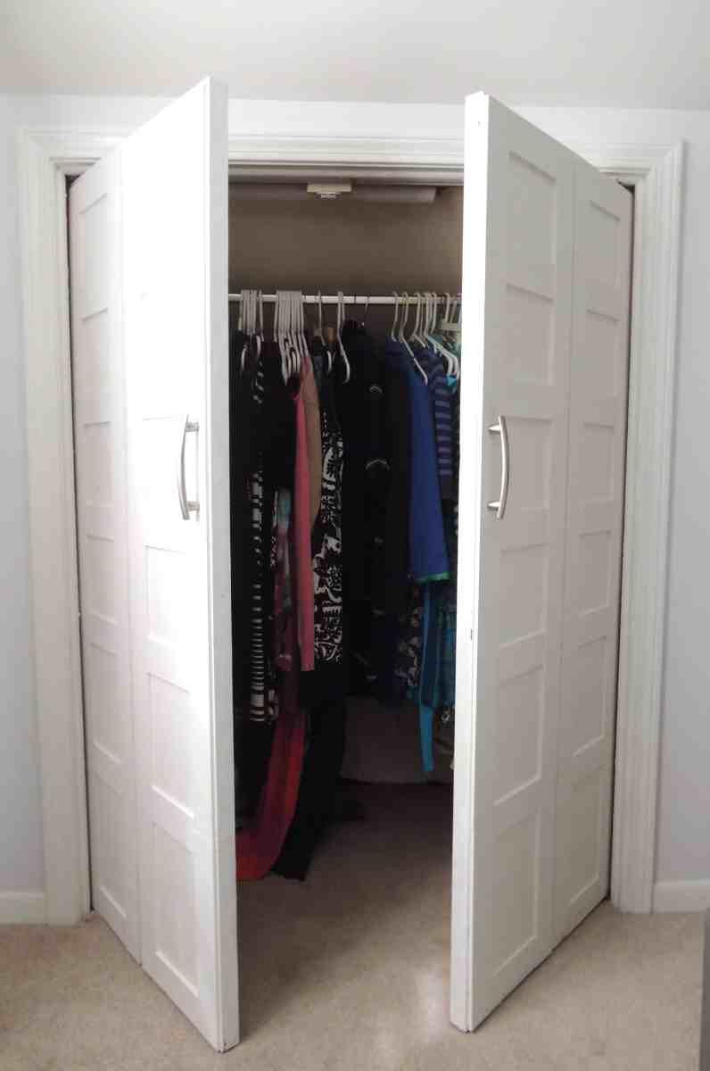 Master Bedroom Closet Conversion