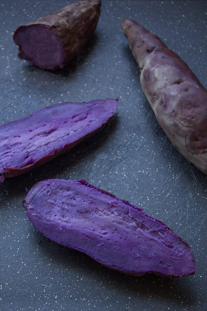way to cook these potatoes is in the oven. Wash and dry your potatoes ...