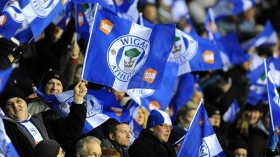 Millwall Beamback 14th April 2015 Wigan Athletic Football Supporters Club