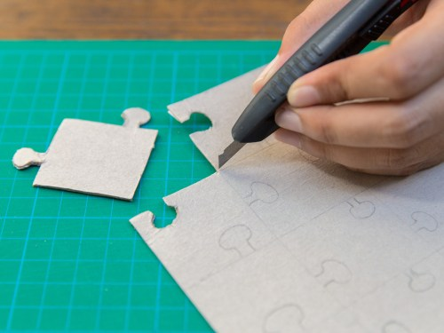 Medium Of How To Make A Puzzle