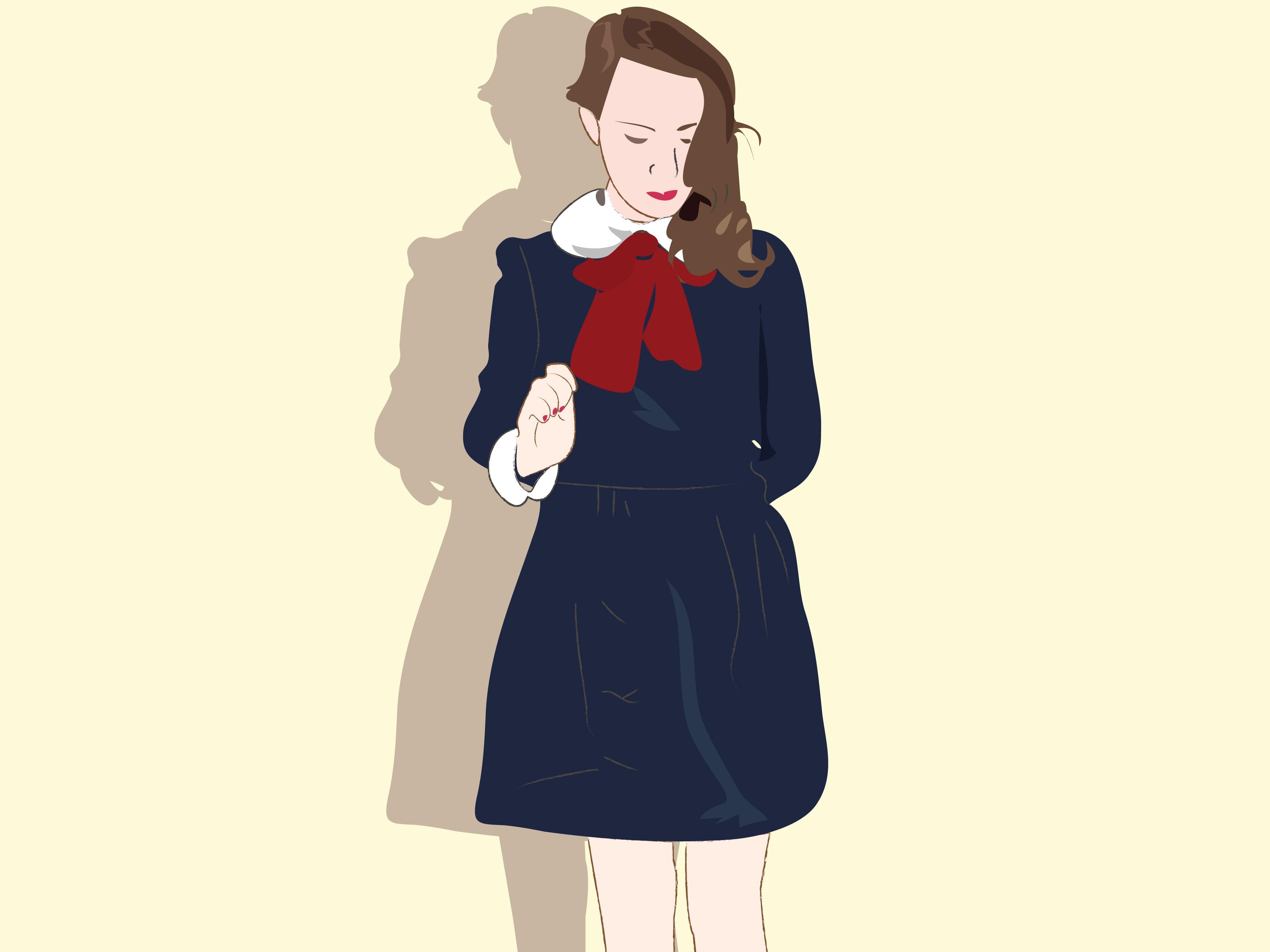 Hairy Design A Vintage Style Rockabilly School Uniform Step 16 Design A Dress Shirt Design A Dress Template wedding dress Design A Dress