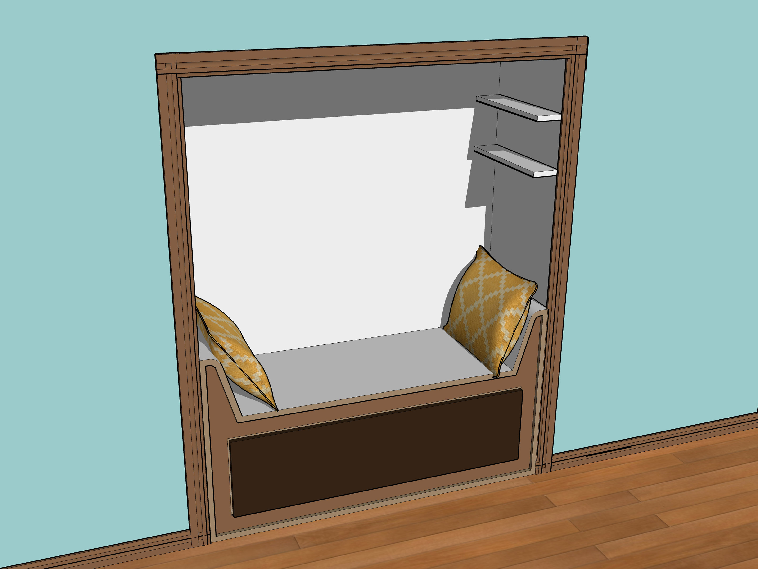 Unique Ways To Make A Reading Nook Your Room Wikihow Reading Nook Chairs Children S Reading Nook Furniture furniture Reading Nook Furniture