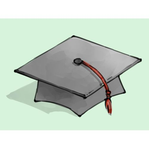 Medium Crop Of Graduation Tassel Side