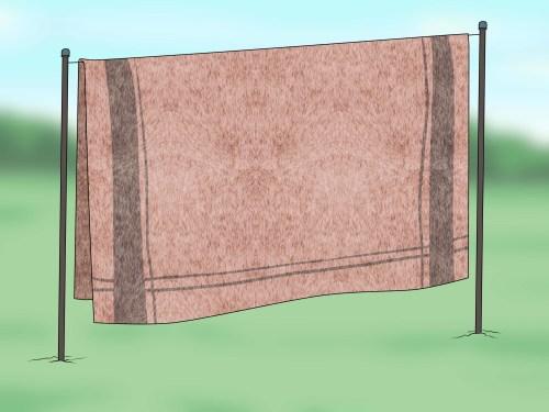 Exciting Ways To Clean A Wool Blanket Wikihow How To Wash A Llama Wool Blanket How To Wash A Merino Wool Blanket