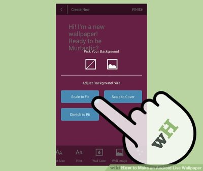 How to Make an Android Live Wallpaper (with Pictures) - wikiHow