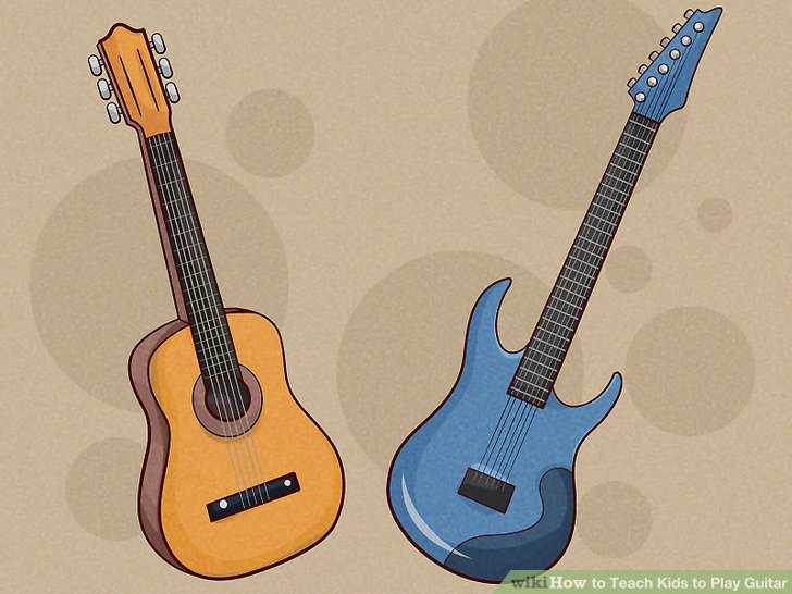 How To Simply Build Guitar For Your Kids To Enjoy