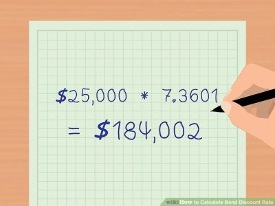 How to Calculate Bond Discount Rate: 14 Steps (with Pictures)