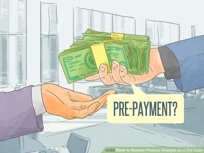 3 Ways to Reduce Finance Charges on a Car Loan - wikiHow