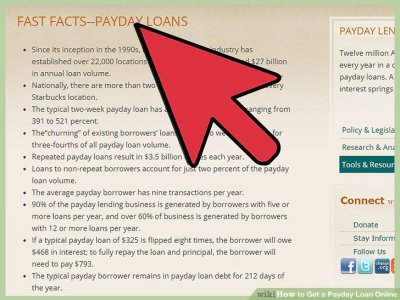 How to Get a Payday Loan Online: 14 Steps (with Pictures)
