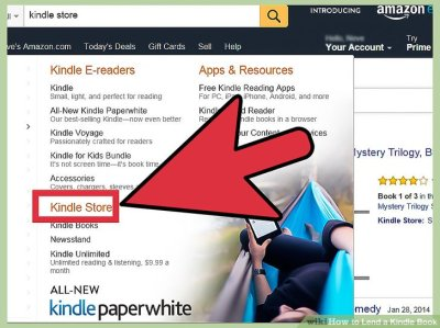 How to Lend a Kindle Book: 14 Steps (with Pictures) - wikiHow