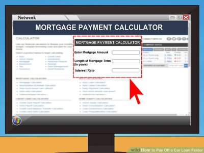 How to Pay Off a Car Loan Faster: 15 Steps (with Pictures)