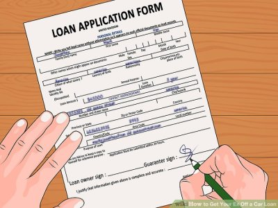 4 Ways to Get Your Ex Off a Car Loan - wikiHow