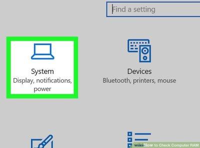 3 Ways to Check Computer RAM - wikiHow