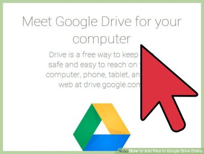 3 Ways to Add Files to Google Drive Online - wikiHow