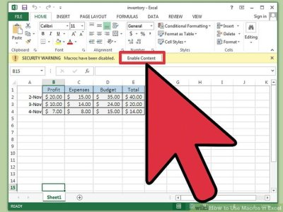 How to Use Macros in Excel: 15 Steps (with Pictures) - wikiHow