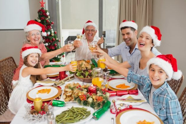Het Spaanse Kerstfeest, Net Iets Anders