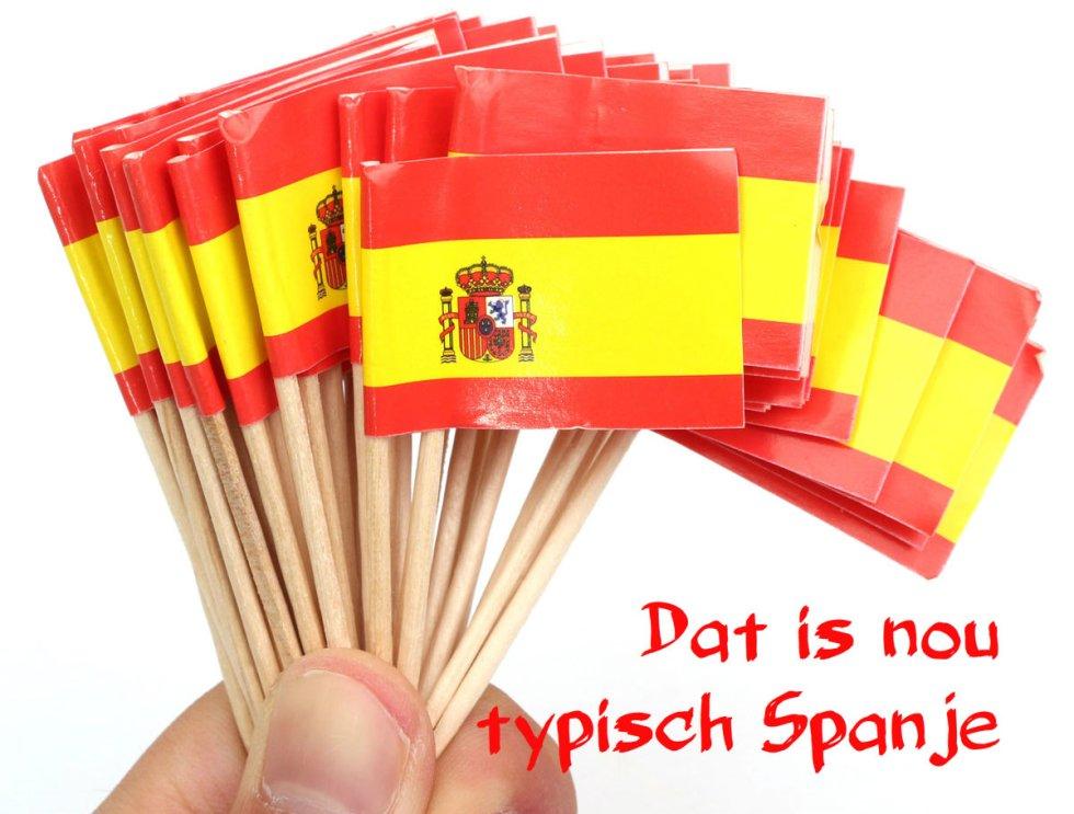 Dat Is Nou Typisch Spanje (deel 2)