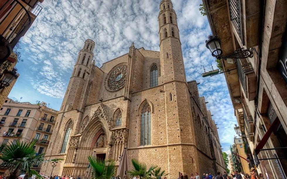 Geschiedenis Van De Stad Barcelona In Het Kort