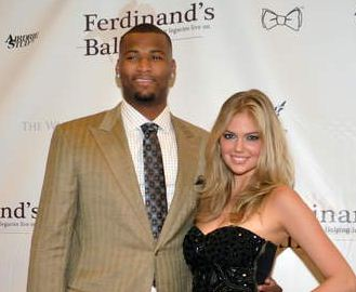 Photo Gallery:  DeMarcus Cousins and Kate Upton at Ferdinand's Ball