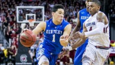 Devin Booker - photo by Jeff Blake-USA TODAY Sports