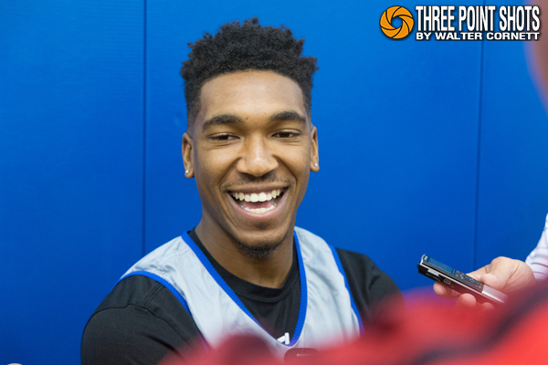 Malik Monk is a scoring machine