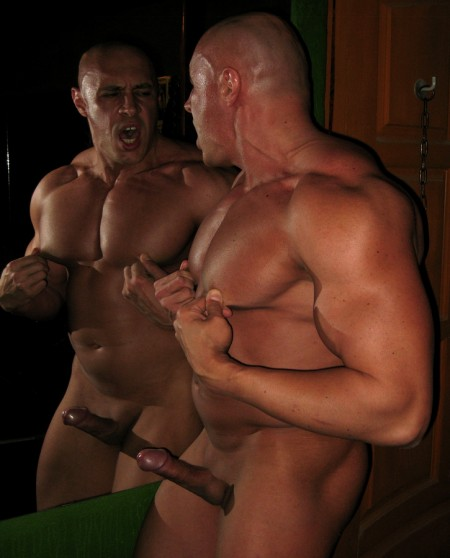 master slave male muscle