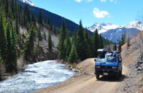 Full Day Continental Divide 4x4 Ride