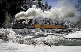 Cascade Canyon Narrow Gauge Railroad
