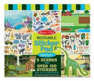 Mel & Doug Sticker Book
