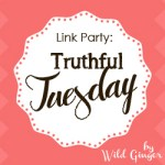 Truthful Tuesday #8 — I AM SCATTERED
