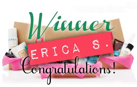 reader survey birchbox winner erica