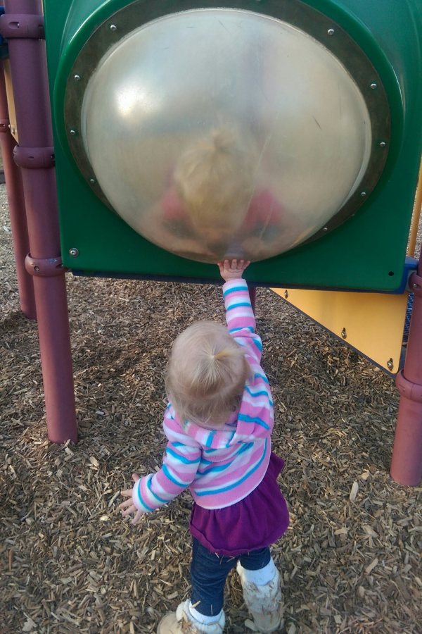 Potty training with ruthie sisters on the playground