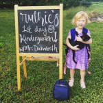 The Drop Off: Ruthie Goes to Kindergarten
