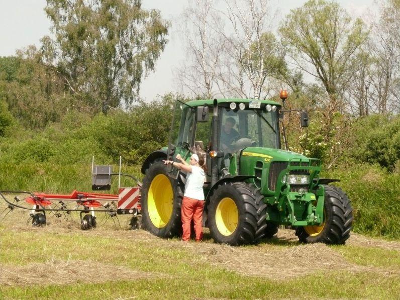 Beratung für Landwirte©Wildland-Stiftung Bayern