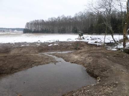 Gewässer nach Rückbau