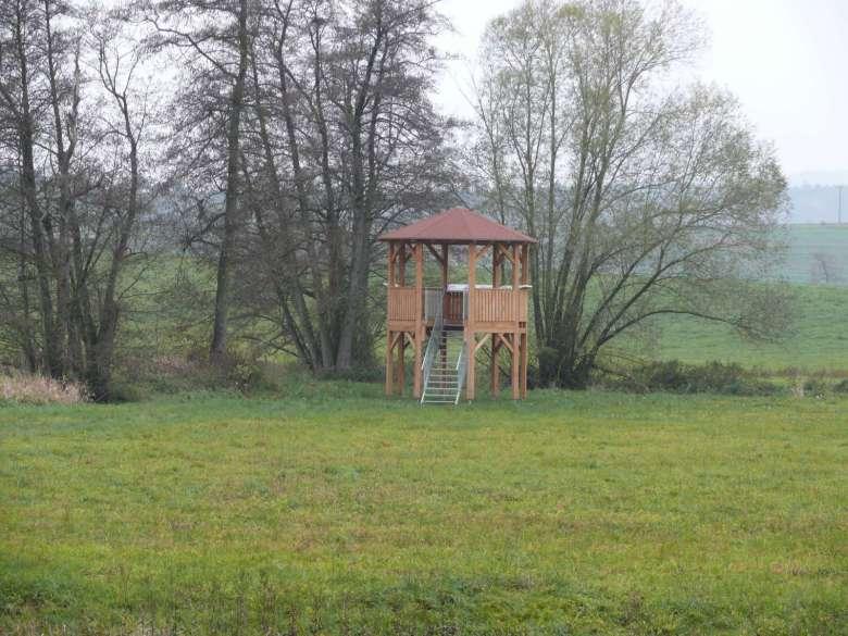 Besucherturm©Wildland-Stiftung Bayern