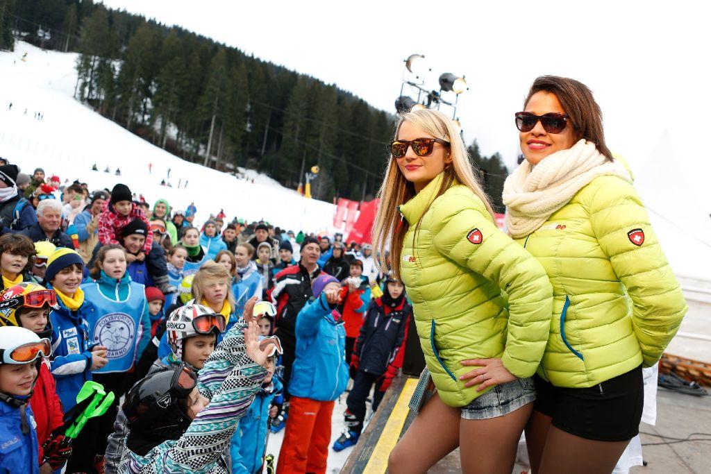 Alpine Rock Fest 2013 - Ski exhibition