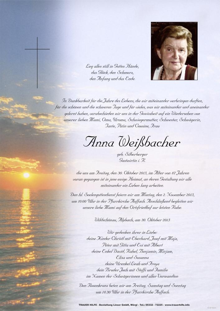 Anna Weißbacher